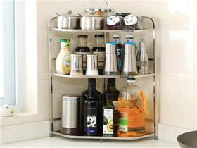 廚房置物架價格多少 廚房置物架如何選購