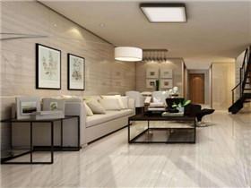 客廳墻磚裝修好嗎 客廳貼墻磚的優缺點分析