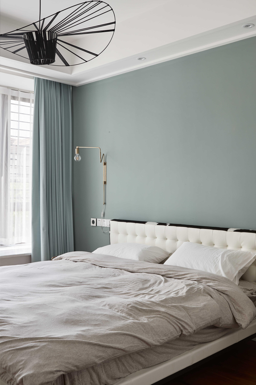 136平自然简约风卧室装修效果图