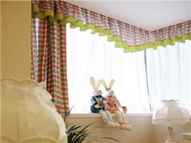 飄窗窗簾怎么裝好看 飄窗窗簾安裝的3種方式