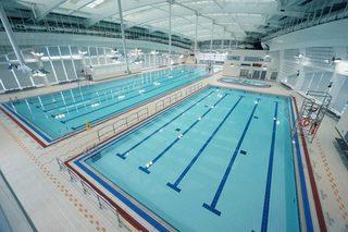 游泳馆装修设计效果图