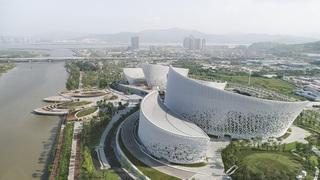 海峡文化艺术中心设计图