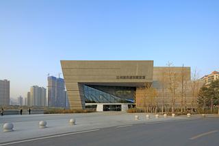 兰州城市规划展览馆设计