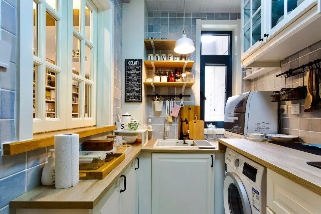 想不到厨房开个洞,竟然这么有用,太惊喜了!!!