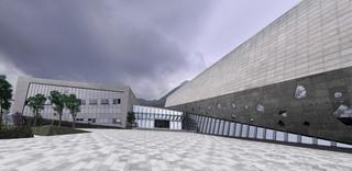 深圳地质博物馆设计效果图
