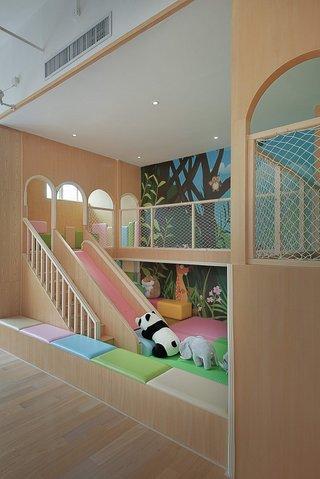 早教中心游乐空间装修设计