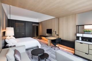 五星级酒店客房装修效果图
