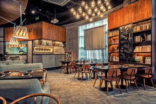 川式料理店装修设计图