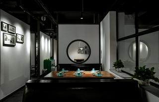 新中式风格料理店每日首存送20