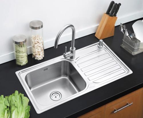 不锈钢小水槽分类  怎样选购不锈钢小水槽