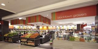 水果生鲜超市设计效果图