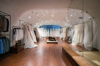 婚纱店设计图