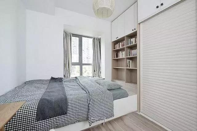 7平米小卧室装修不拥挤 看起来又美又宽敞