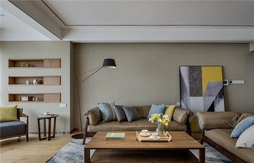 成都三室二厅装修效果图 让人爱不释手的简约设计风格