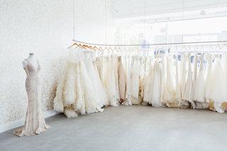 婚纱店设计效果图