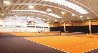 网球馆装修设计效果图