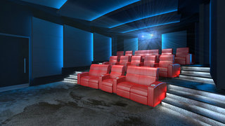 IMAX私人影院装修效果图