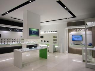 手机电脑店装修设计图