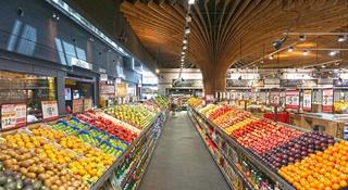 水果大卖场设计图