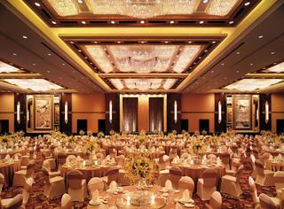 酒店宴会厅装修效果图