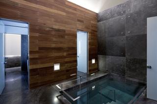 神秘洗浴中心装修效果图