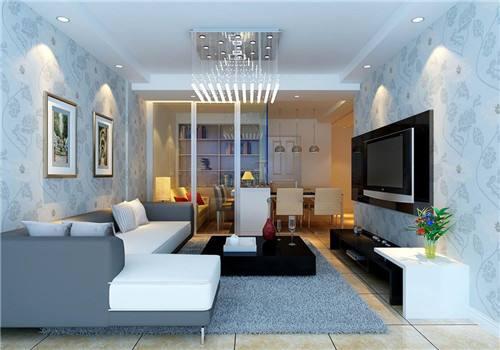 客厅选什么颜色壁纸  客厅壁纸怎么选
