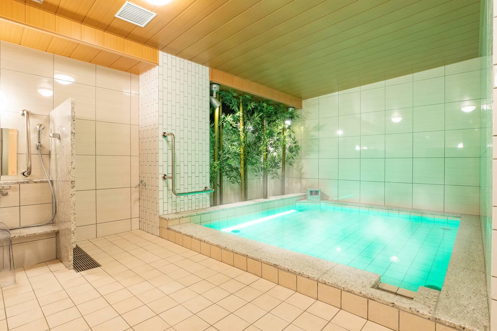 简约风洗浴室装修效果图