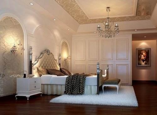 卧室太大怎么装修 美观又实用的卧室设计