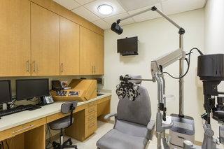 眼科中心装修设计图
