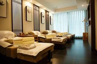 中式风足浴店每日首存送20
