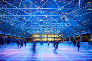 LED溜冰场设计效果图