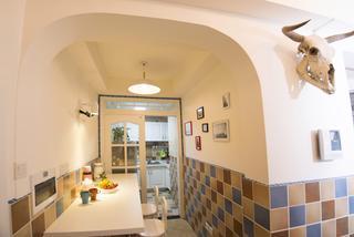 地中海风格二居餐厅装修效果图