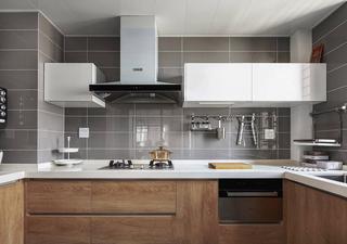 朴素简约风厨房装修效果图