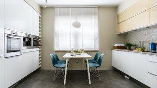 大戶型公寓廚房裝修效果圖