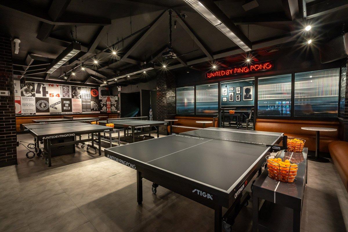 工业风乒乓球馆每日首存送20