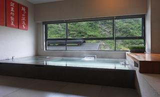 温泉洗浴房装修效果图