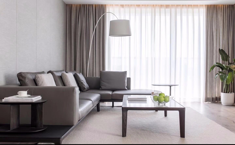 后现代风三居客厅装修效果图
