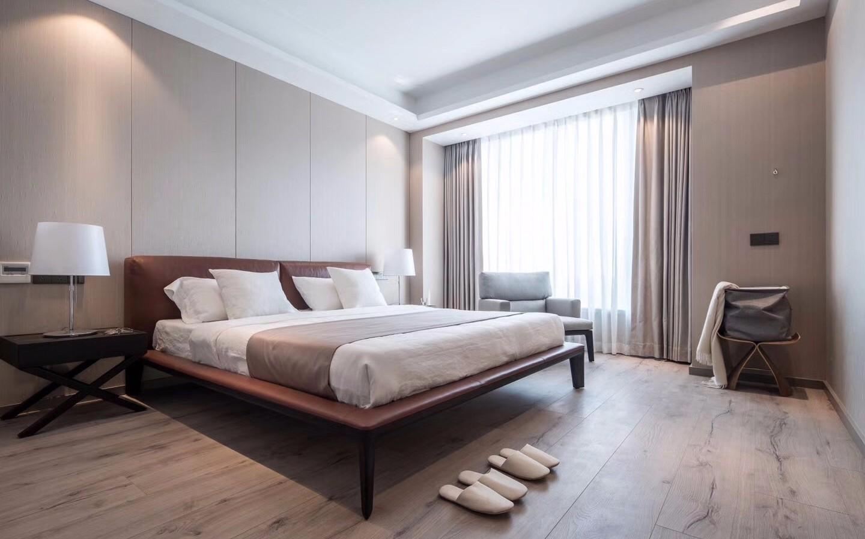 后现代风三居卧室装修效果图