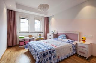 130㎡北欧风格儿童房装修效果图