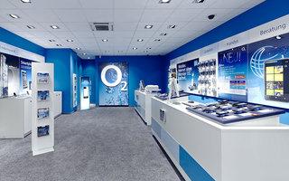 蓝调手机营业厅装修效果图