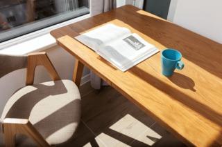 100平米北欧风装修书桌设计图