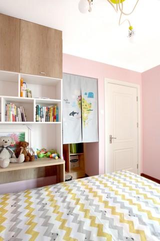 简约风格二居儿童房装修效果图