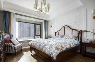 美式风格四居卧室每日首存送20