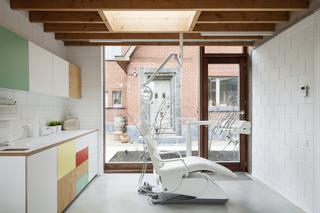 牙医卫生所装修效果图 温馨简约