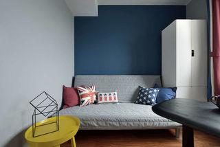 北欧风格两居室书房装修效果图
