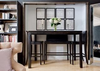 32平小户型公寓餐厅装修效果图
