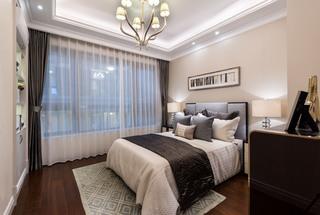 140㎡新古典风格卧室装修效果图