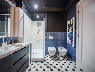 大户型公寓卫生间装修效果图