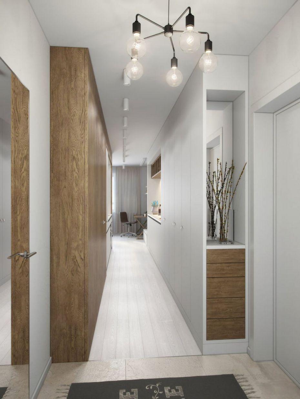 30平米公寓玄关走廊装修效果图