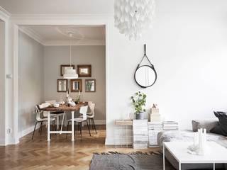 53平北欧风格公寓装修效果图